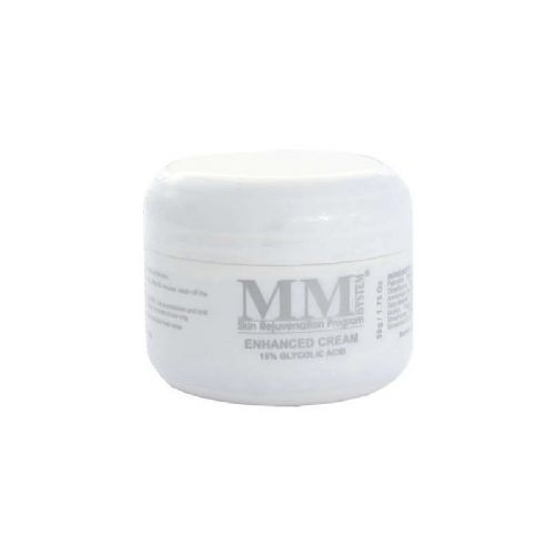 Mene & Moy (M & M System) Enhanced Cream 15% Glycolic  50g